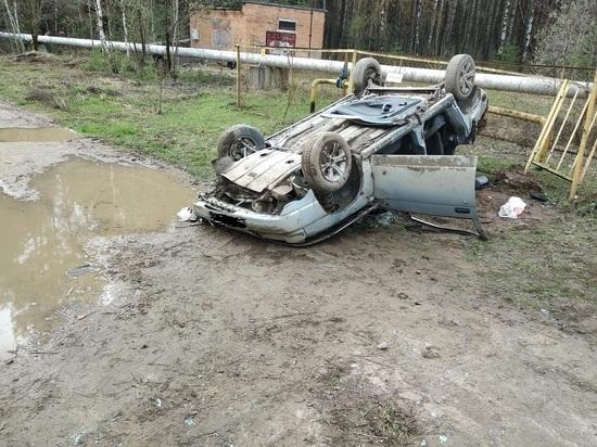 Один погиб и трое ранены в ДТП под Калугой