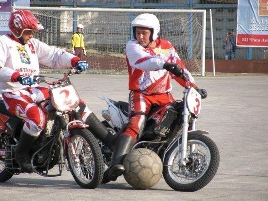 Чемпионат России по мотоболу открывается на Ставрополье