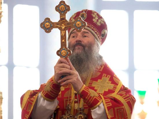 Митрополит Йошкар-Олинский и Марийский поздравил мариэльцев с Пасхой