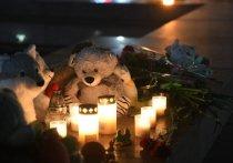 В Волгограде прошла траурная акция в память о детях, погибших в ДТП