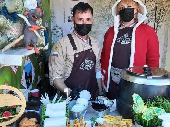 Рестораторы из Йошкар-Олы приехали на международный «Фиштиваль»
