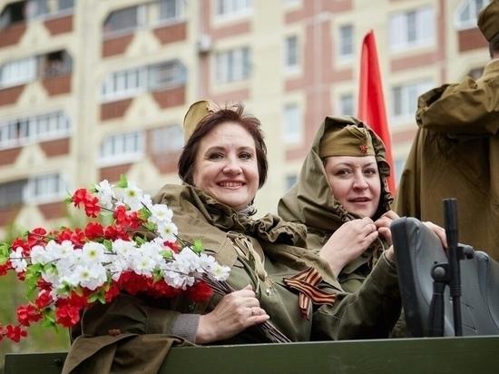 В Рязани опубликована программа празднования Дня Победы