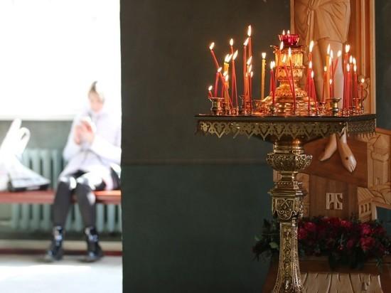 Батюшка избил прихожанина в московском храме