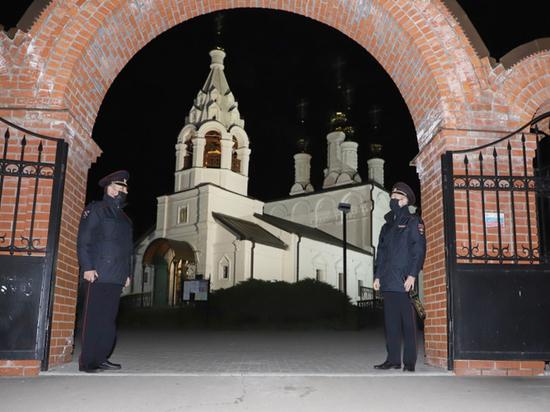 Более 26 тысяч рязанцев пришли на богослужения в храмы и церкви в Пасху