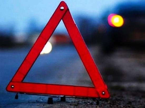 В Пронском районе столкнулись три машины с детьми