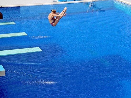 Россияне выиграли олимпийскую лицензию в синхронных прыжках