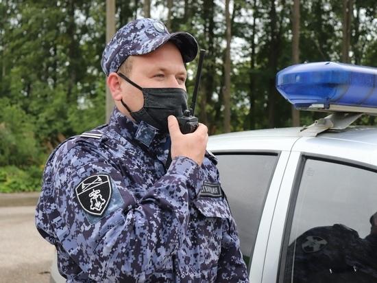 Житель Волжска задержан росгвардейцами за угон мопеда