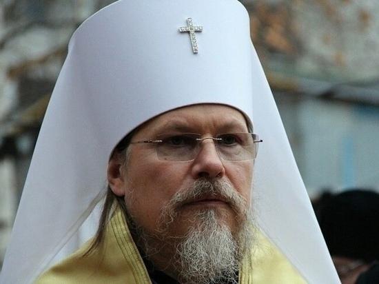 Митрополит Марк поздравил рязанцев со Светлым Христовым Воскресением
