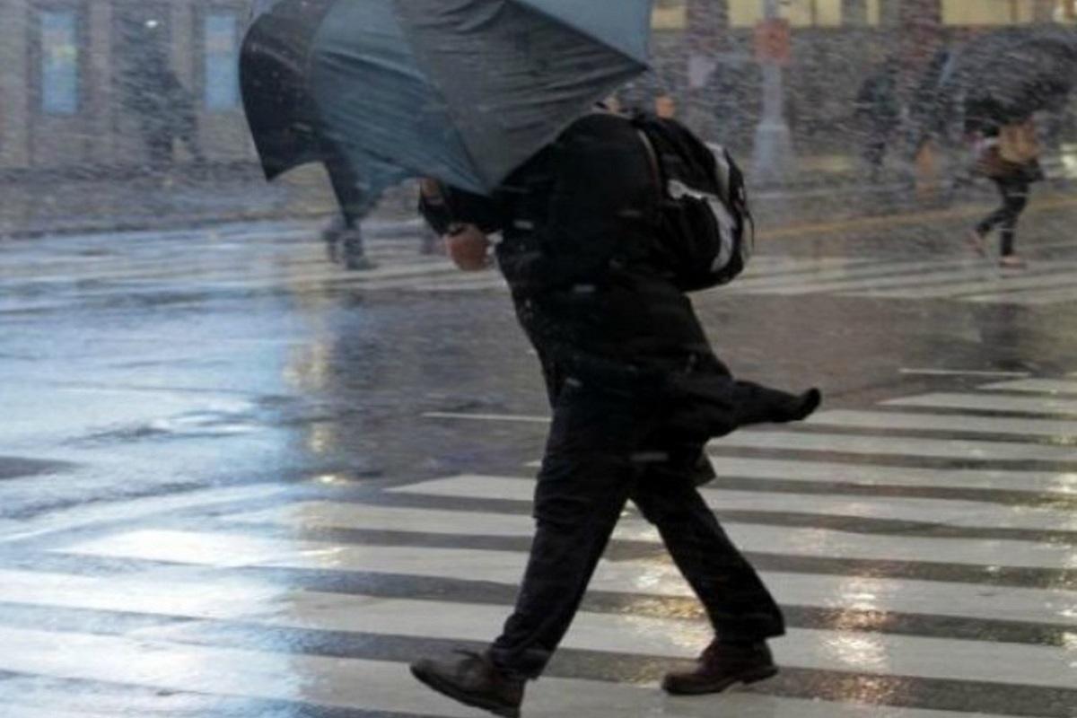 В Костромскую область идут дождь, гроза и штормовой ветер