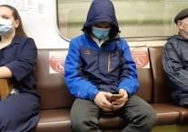 В Москве усилился контроль наличия масок и перчаток у пассажиров