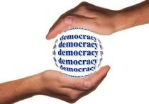 Украина встала на защиту «демократического мира»