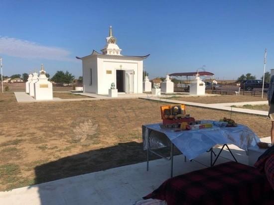 Буддисты Калмыкии совершили паломничество по святым местам