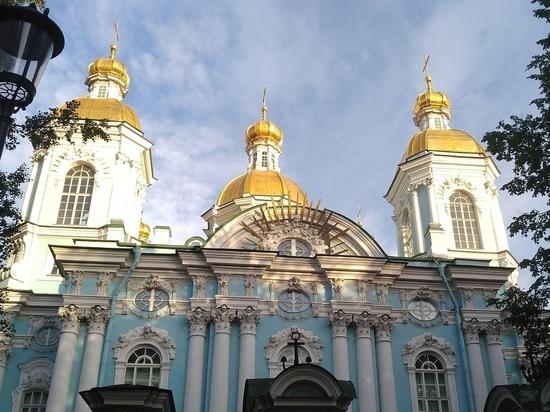 Беглов поздравил петербуржцев с Пасхой