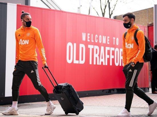 "Матч между ""Манчестер Юнайтед"" и ""Ливерпулем"" перенесли: на ""Олд Траффорд"" небезопасно"