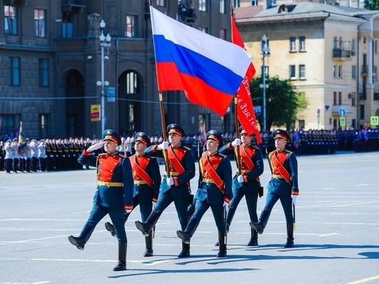 В Волгограде из-за траура перенесли репетицию парада Победы