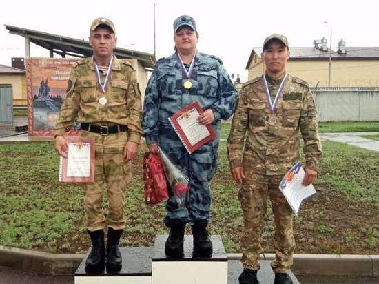 Калмыцкий кинолог стал призером профессиональных соревнований