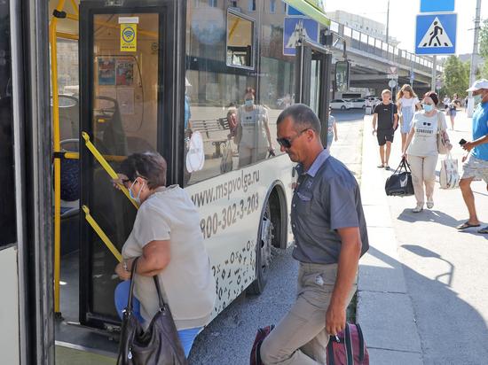 Опубликовано актуальное расписание дачных автобусов в Волгограде