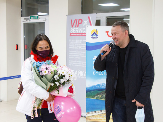 Министр спорта Бурятии - Стальвире Оршуш: «Ждем четвертое золото чемпионата России»