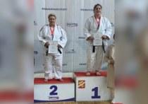 Спортсменка из Серпухова стала призером областного чемпионата по дзюдо