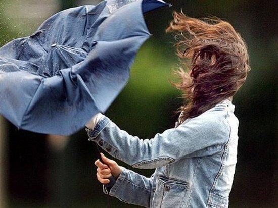 В ближайшие дни ивановцам пообещали дожди и сильный ветер