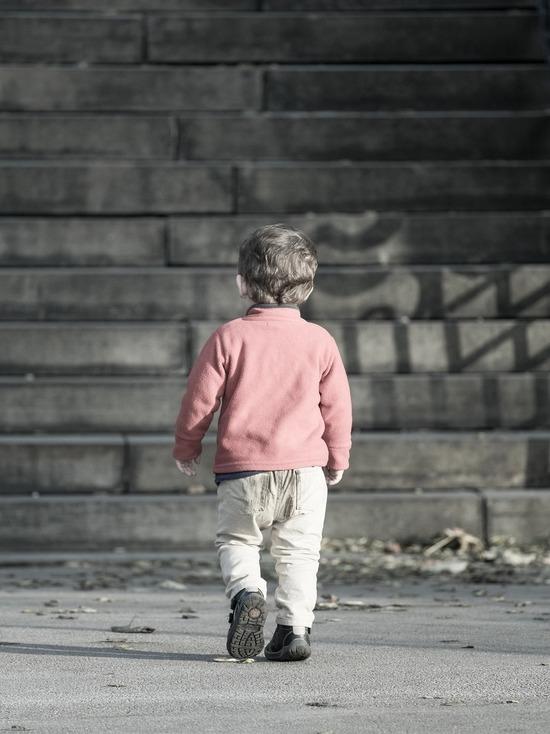 В Красноярске нашли пропавшего 8-летнего мальчика