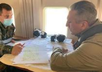 Александр Моор посетит районы с введенным режимом повышенной готовности