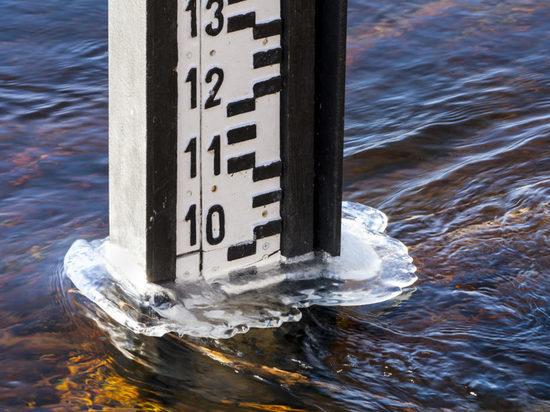 Большая вода добралась и до Костромы
