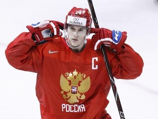 Нападающий омского «Авангарда» Клим Костин возвращается в НХЛ