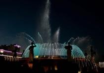 На Ставрополье запускают в работу фонтаны