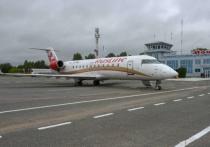Пунктуальность рейсов в аэропорту Йошкар-Олы в апреле составила 83%