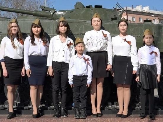 Эвенки Бурятии заняли третье место на конкурсе песни «Голоса Победы»