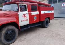 «Фокус» в огне: в Смоленской области сгорел автомобиль и гараж