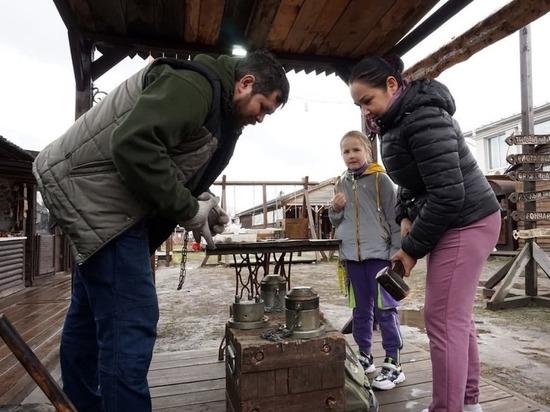 Свияжск принял первые 4 тысячи туристов в новом сезоне