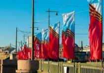 В центре Красноярска во время празднования Дня Победы 8 и 9 мая с 8:00 до 23:30 временно запретят остановку и стоянку автотранспорта