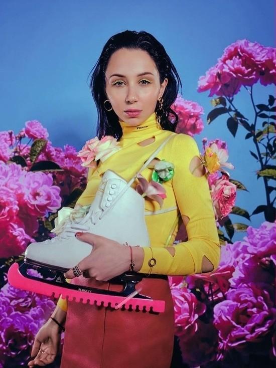 Елизавета Туктамышева снялась в фотосессии для журнала «Собака.ru»