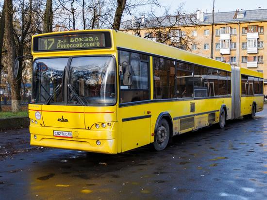 Акция с бесплатным автобусом 1 мая стала востребована среди псковичей