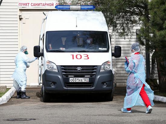 59 женщин и 33 мужчины заразились COVID-19 в Краснодарском крае