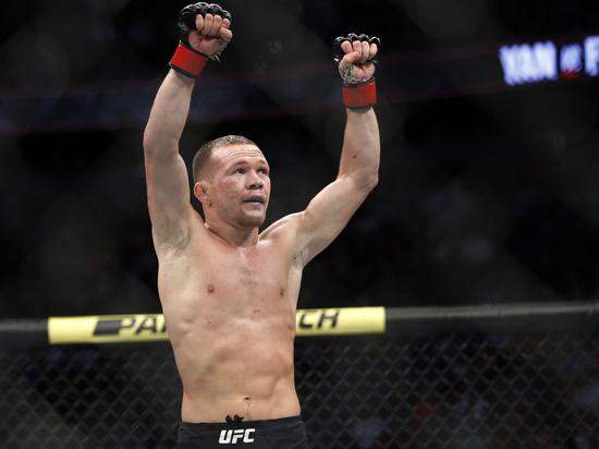 Петр Ян вошел в рейтинг лучших бойцов мира по версии ESPN