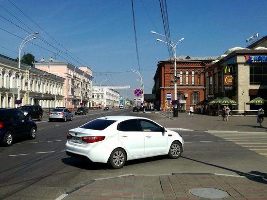 В центре Тамбова временно изменят движение общественного транспорта