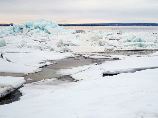 Жители Ямала смогут следить за ледоходом с помощью геосервиса