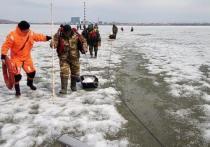 15 рыбаков спасли с оторвавшейся от берега льдины в Красноярском крае
