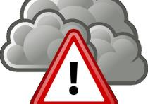 МЧС предупреждает смолян о сильном ветре и осадках с 3 на 4 мая
