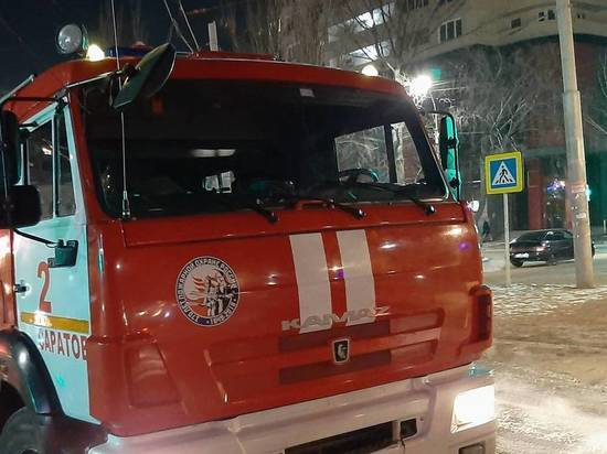 Трава и камыш горят во всех районах Саратовской области – ГУ МЧС