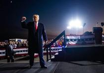 Facebook сообщит о судьбе аккаунта Трампа 5 мая