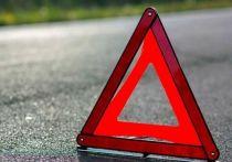 ДТП с двумя легковыми автомобилями произошло в Острове