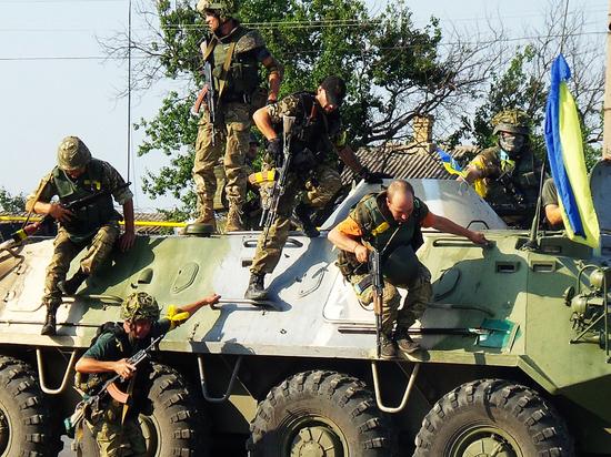 На Украине оценили вероятность резни в Донецке после его сдачи