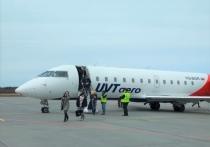 В столицу Карелии прибыл первый самолет из Казани