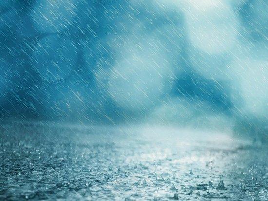 В Нижегородской области ожидаются сильные дожди