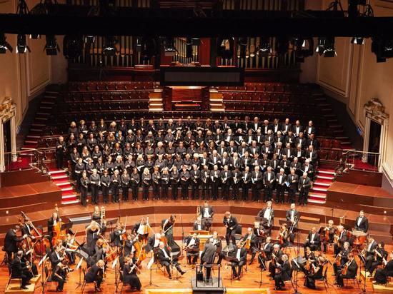 Государственный Кремлевский оркестр выступит на Сахалине в День Победы