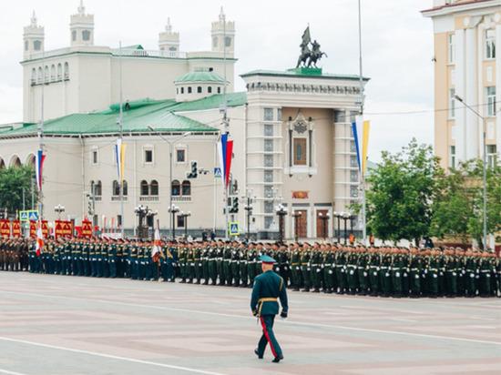 В Улан-Удэ 4 мая перекроют проезд на площадь Советов